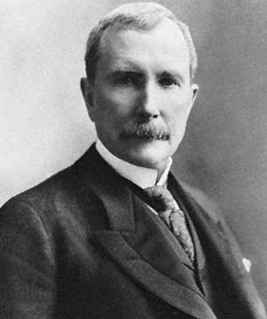 John D. Rockefeller Senior