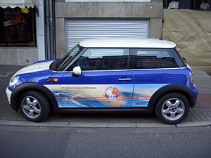 Mini (BMW Mini), Gen2 (R56, from 2006), pharma...