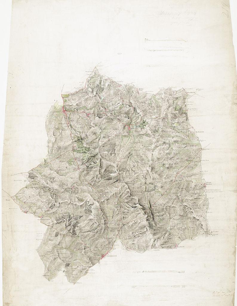 Ordnance Survey Drawings: Stourbridge, Dudley (OSD 219)