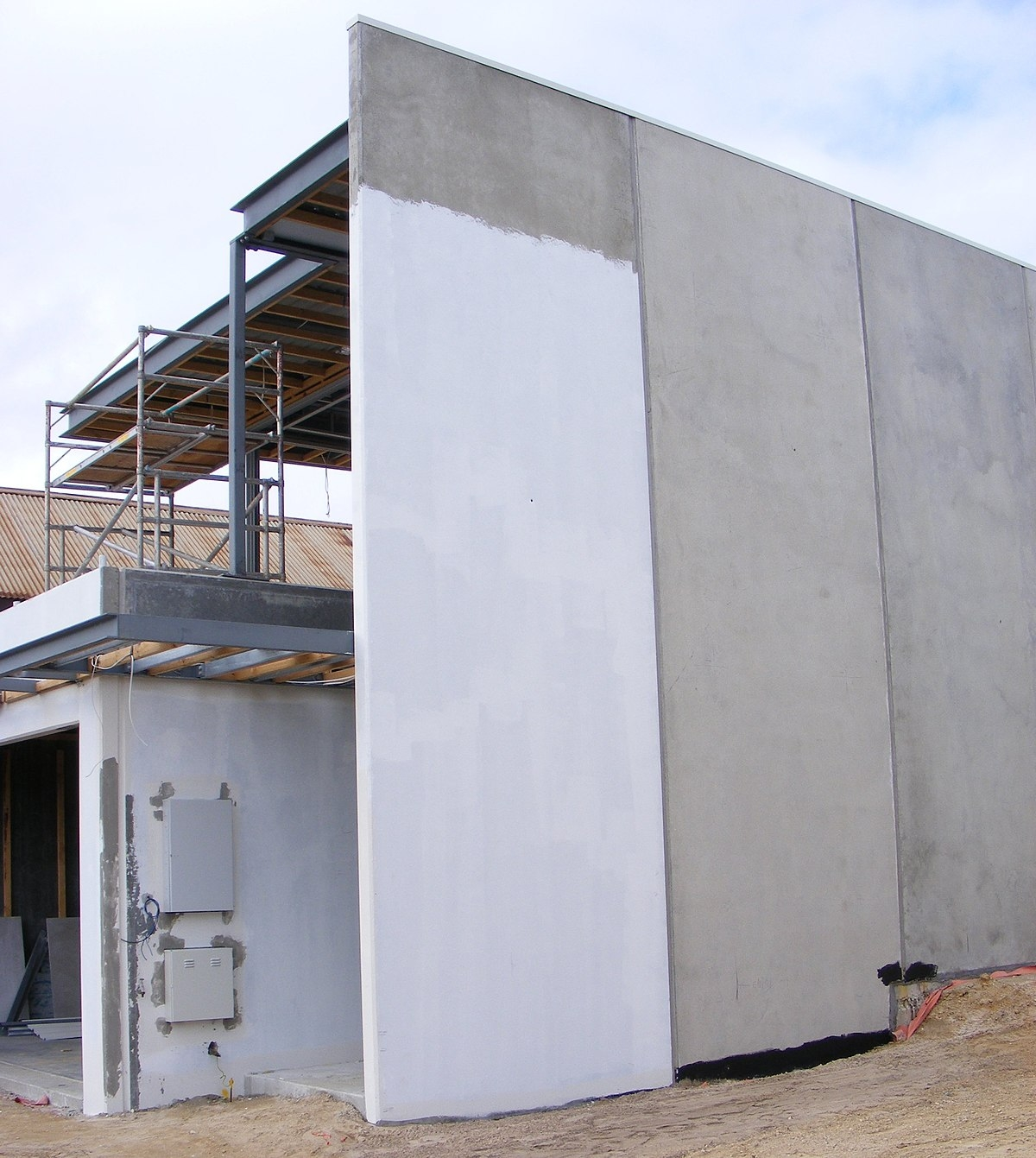 Precast Concrete Wikipedia   Precast Concrete Basement Steps Near Me   Basement Ideas   Concrete Slab   Basement Entrance   Bilco Doors   Walkout Basement