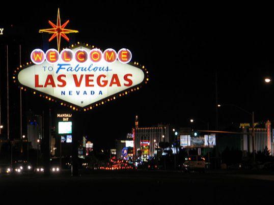 Las Vegas, cidades americanas que americanos mais visitam