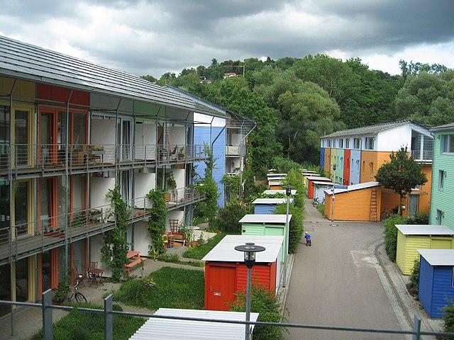 Vauban, il distretto sostenibile di Friburgo