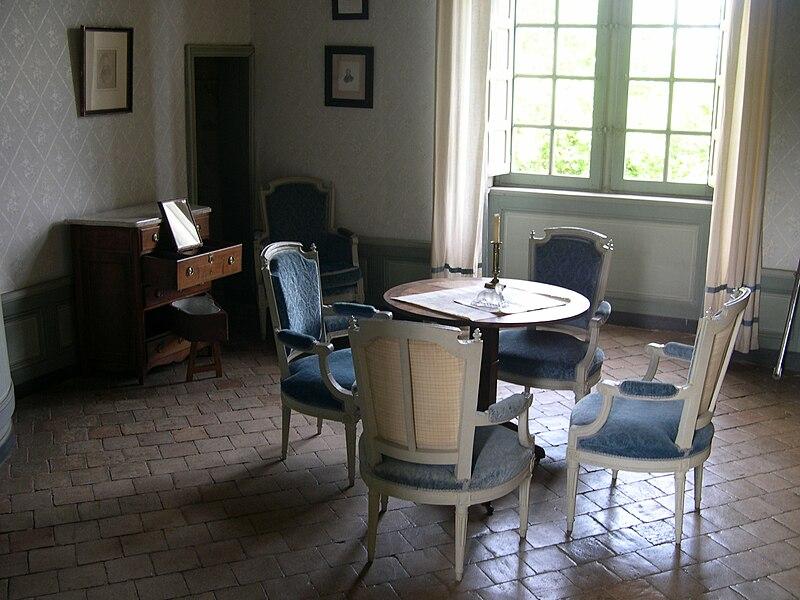 Château de Talcy interieur 01