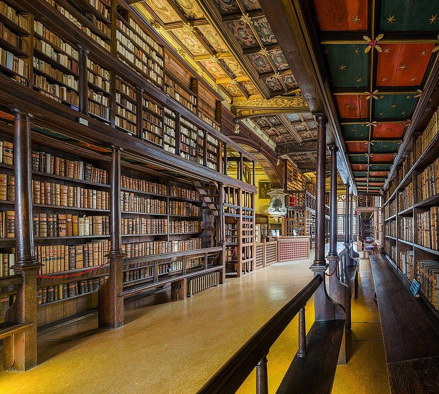 FileDuke Humfreys Library Interior 3 Bodleian Library