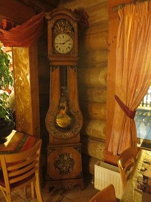Horloge Comtoise Wikipdia