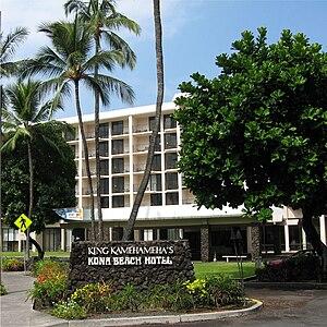 The Kamakahonu National Historic Landmark is n...