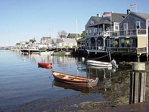 Nantucket, Massachusetts. Photo taken by Bobak...
