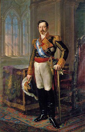 Ramón María Narváez, Duke of Valencia Nederlan...