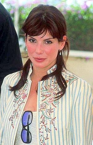 Bullock Sandra in Cannes