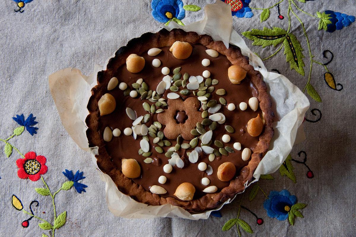 Mazurek Cake Wikipedia