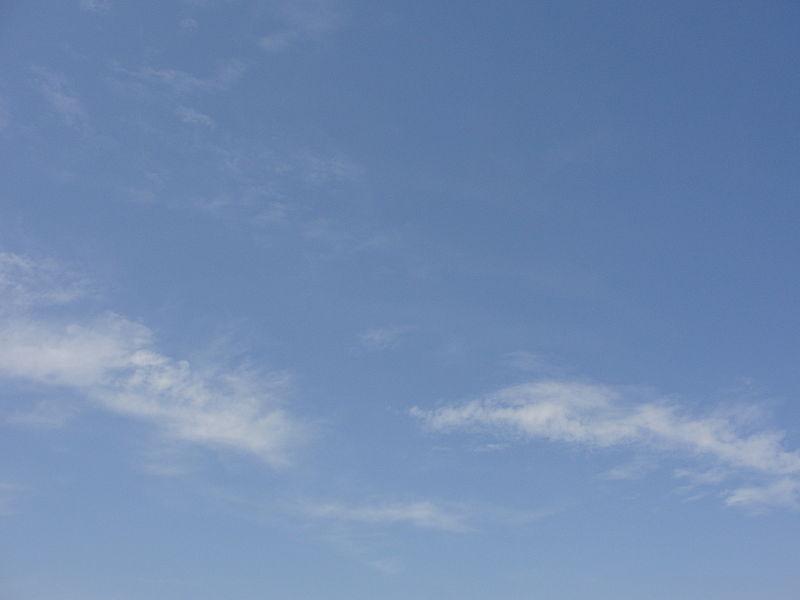 File:A blue sky.JPG