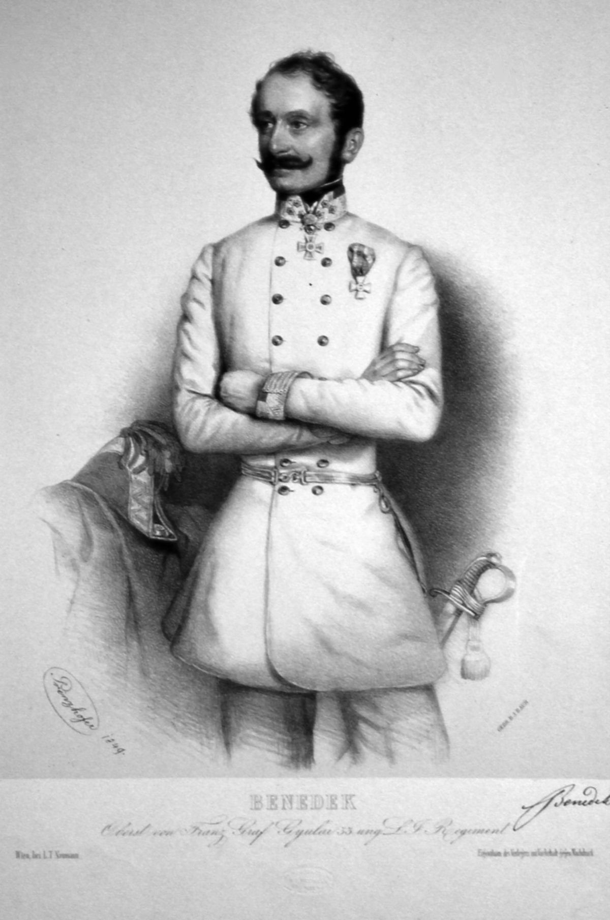 Ludwig Von Benedek Wikipdia