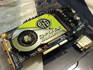 BFG GeForce 6800GS OC 256MB