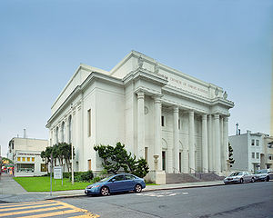 Headquarters of Internet Archive (San Francisc...
