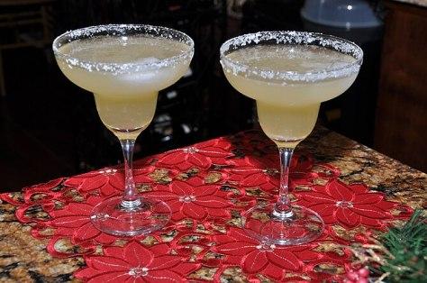 English: Classic margarita with Cointreau, goo...