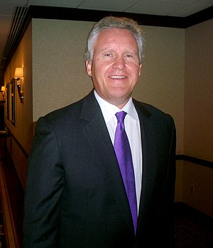 English: Jeffrey R. Immelt, CEO of General Ele...