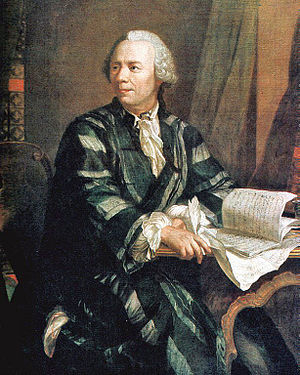 Leonhard Euler (1707–83), one of the most prom...