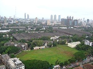 Parel mill lands, Mumbai
