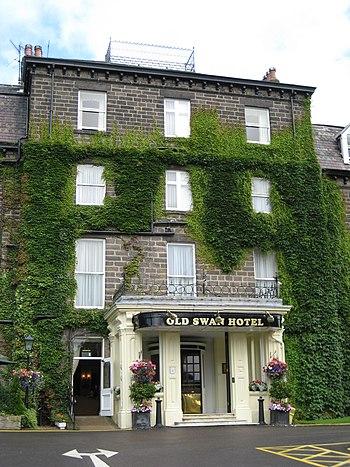 Old Swan Hotel Harrogate