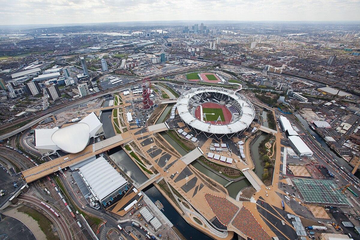 Parc Olympique De Londres