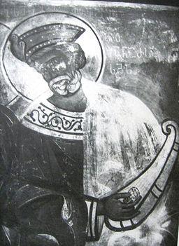 Prophet David (Gelati fresco, Georgia)