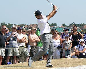 Seve Ballesteros, Spanish golfer