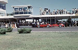 English: The Lancia Ferraris of Luigi Musso (#...