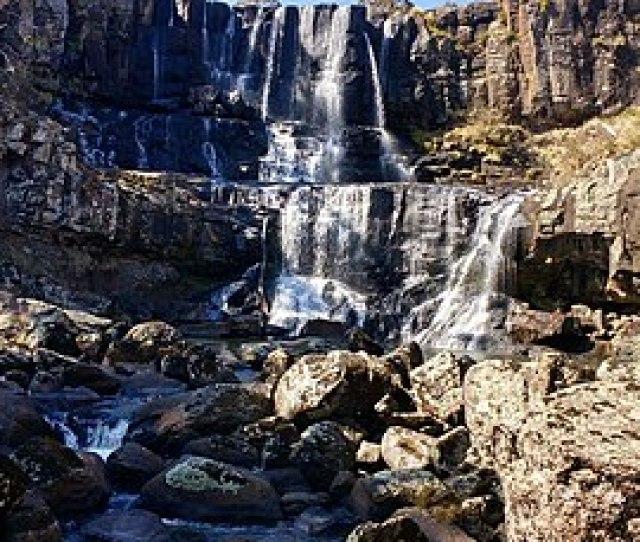 New South Wales  C B Ebor Falls  Jpg
