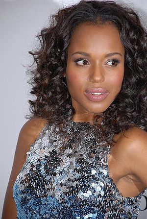 Kerry Washington at Hollywood Life Magazine's ...