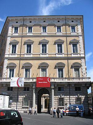 Italiano: Roma, Palazzo Braschi