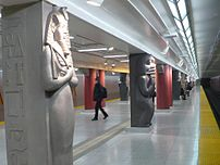 Makeover of the Museum subway station in Toronto
