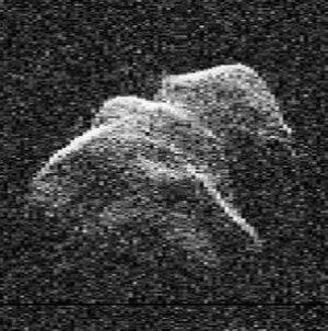 Asteroid (4179) Toutatis