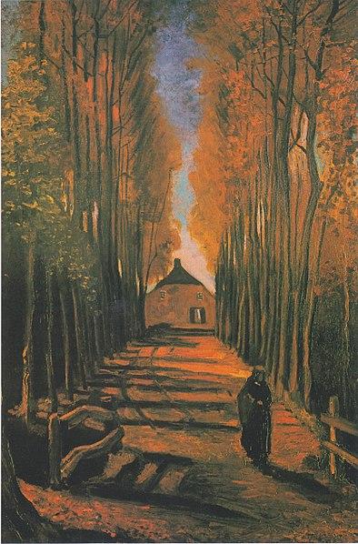 File:Van Gogh - Pappelallee im Herbst.jpeg