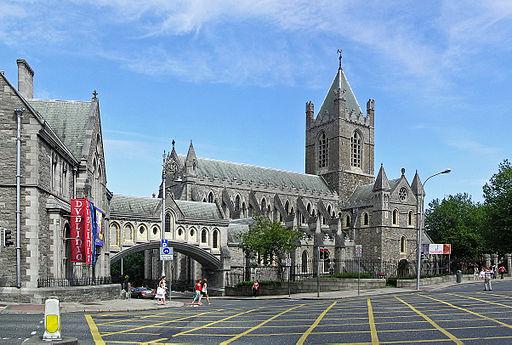 (Ireland) Dublin Christ Church Cathedral