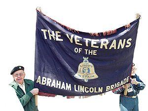 Veteranos del Batallón Lincoln
