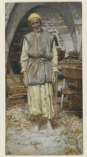 James Tissot - Saint Joseph, Brooklyn Museum