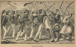 Chartist Riot