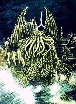 An artist's visual representation of the Elder...
