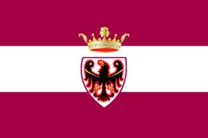 English: Flag of the Autonomous Province of Tr...