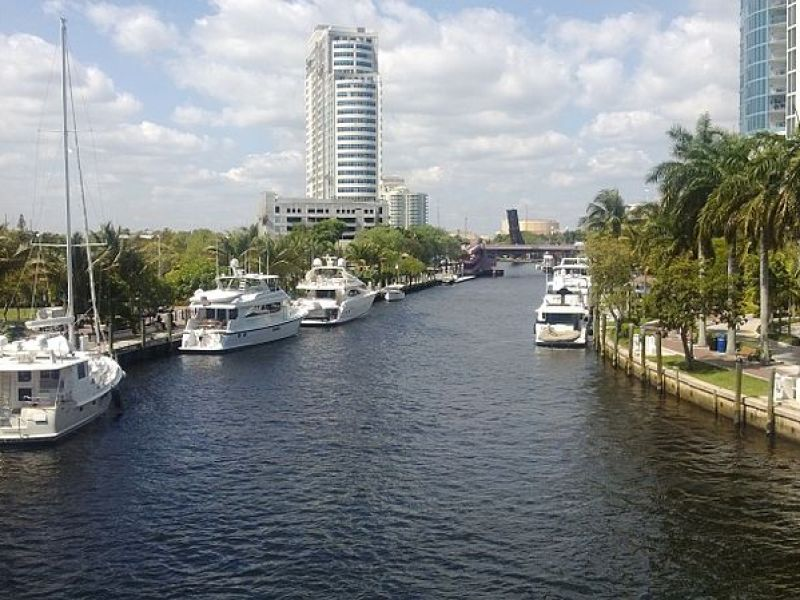 Fort Lauderdale Florida photo D Ramey Logan