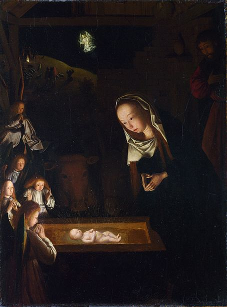 Geertgen tot Sint Jans, Nativity at Night