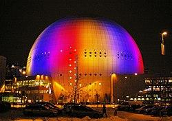 Globen Stockholm February 2007.jpg
