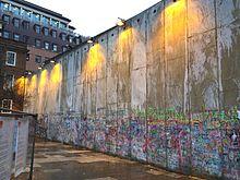 Israeli West Bank Barrier Wikipedia
