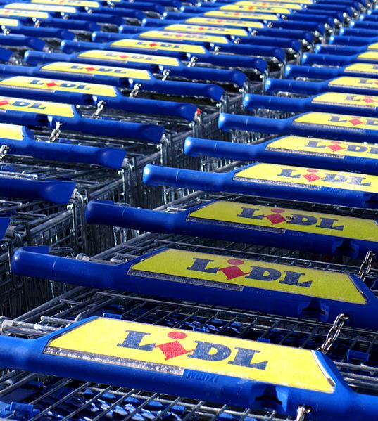 File:Lidl Einkaufswagen.jpg