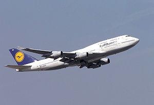 Der Flug nach Kapstadt