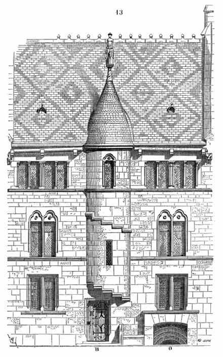 Dictionnaire Raisonn De Larchitecture Franaise Du XIe