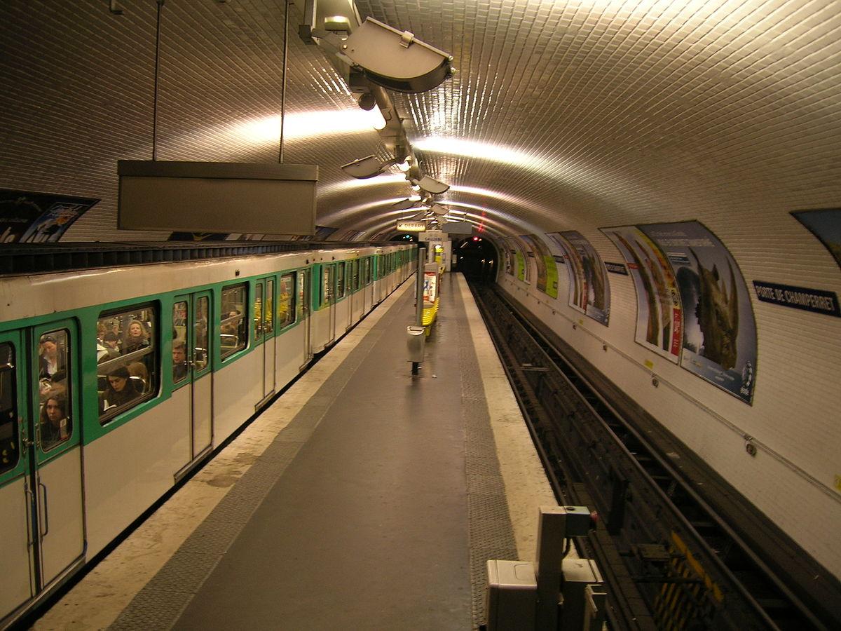 Porte De Champerret (Paris Métro)