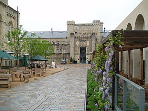 Beautiful conversion of the Old Oxford Prison ...