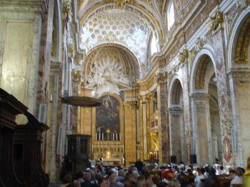 San Luigi dei Francesi, interno