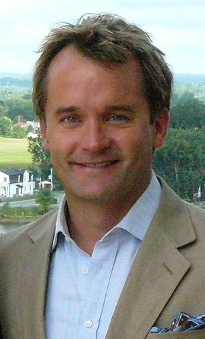 CTV Canada AM's Seamus O'Regan